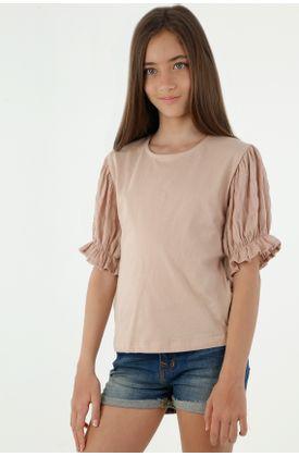 tshirt-para-niña-tennis-rosado