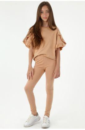 pantalones-para-niña-tennis-naranja