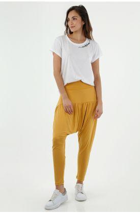 pantalones-para-mujer-topmark-amarillo