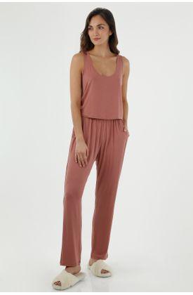 pijamas-para-mujer-topmark-naranja