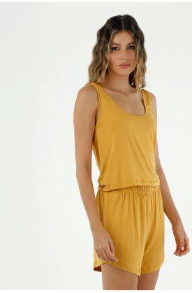 pijamas-para-mujer-topmark-amarillo