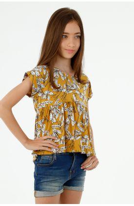 camisas-para-niña-tennis-amarillo