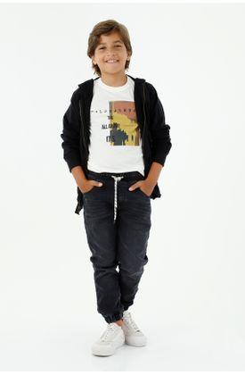jeans-para-niño-tennis-negro