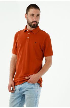 polos-para-hombre-tennis-naranja