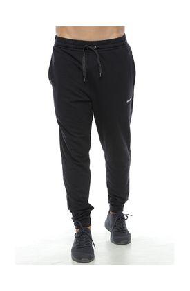 Pantalon Jogger Color Negro Para Hombre Tennis