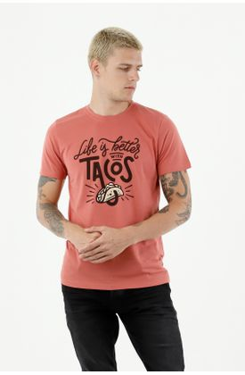 tshirt-para-hombre-tennis-naranja