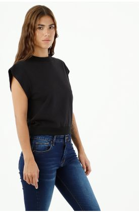 tshirt-para-mujer-topmark-negro
