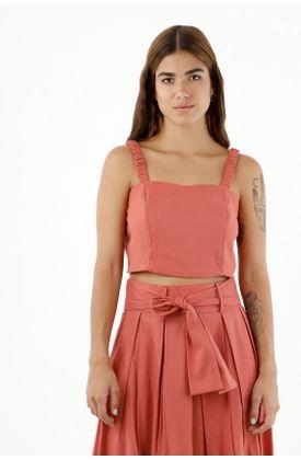 camisas-para-mujer-topmark-naranja