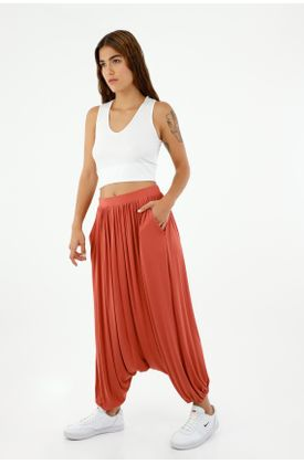 pantalones-para-mujer-topmark-naranja