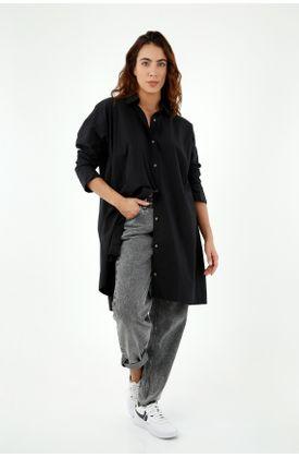camisas-para-mujer-topmark-negro