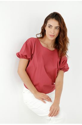 camisas-para-mujer-topmark-rojo