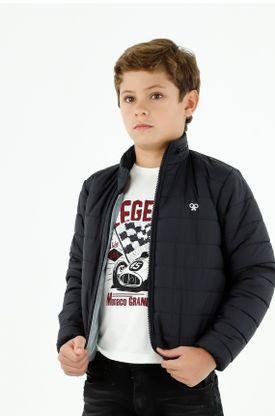 chaquetas-para-niño-tennis-negro
