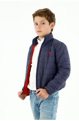 chaquetas-para-niño-tennis-azul