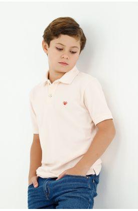 polos-para-niño-tennis-rosado
