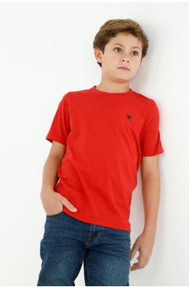 tshirt-para-niño-tennis-rojo