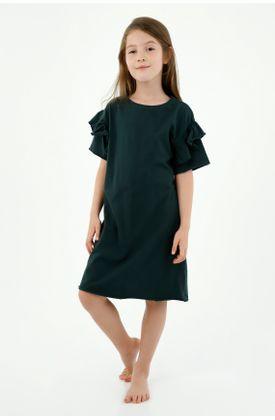 vestidos-para-niña-tennis-verde