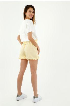 bermuda-para-mujer-topmark-amarillo