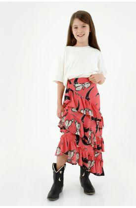 faldas-para-niña-tennis-rojo