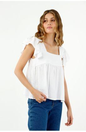 camisas-para-mujer-topmark-blanco