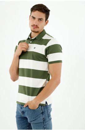 polos-para-hombre-tennis-verde