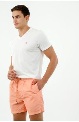 ropa-de-baño-para-hombre-tennis-naranja