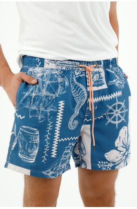 ropa-de-baño-para-hombre-tennis-azul