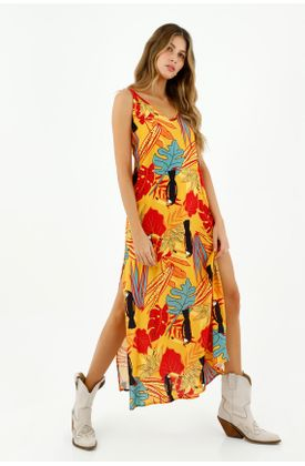vestidos-para-mujer-topmark-amarillo