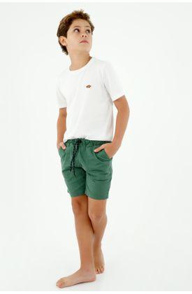 bermuda-para-niño-tennis-verde