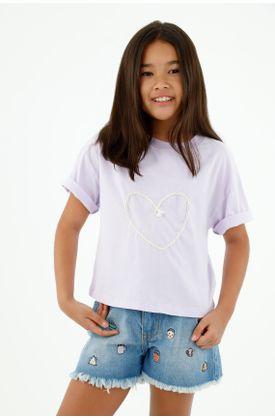 tshirt-para-niña-tennis-morado