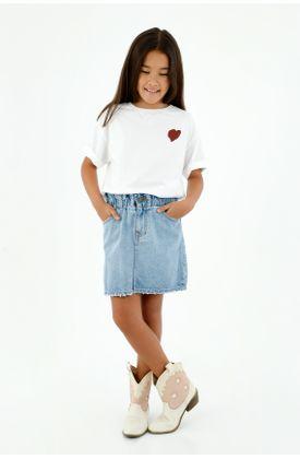 tshirt-para-niña-tennis-blanco