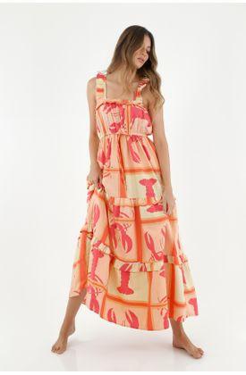 vestidos-para-mujer-tennis-naranja