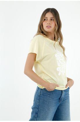 tshirt-para-mujer-tennis-amarillo