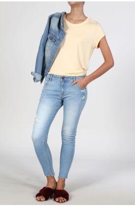 Tshirt-Esencial-Amarillo