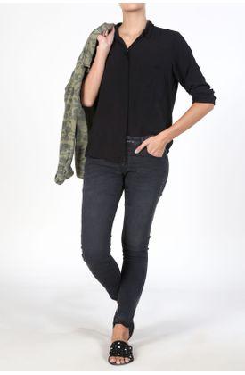 Camisa-Manga-Larga-Negro