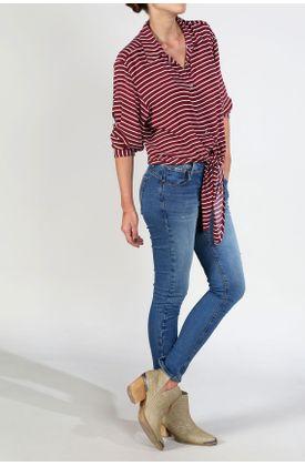 Camisa-Manga-Larga-Rojo