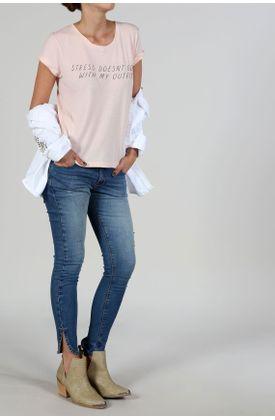Tshirt-Rosado