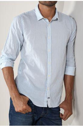 Camisa-rayas-azules