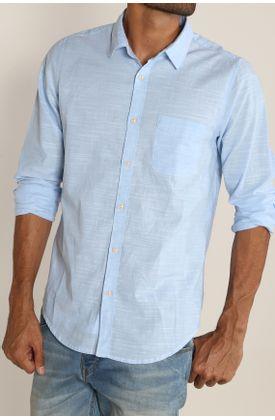 Camisa-Manga-Larga-Azul