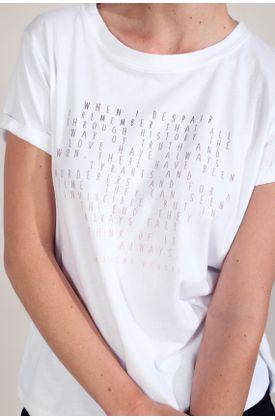 Tshirt-Texto-Gandhi