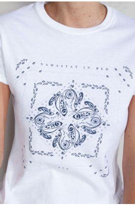 T-Shirt-Blanco