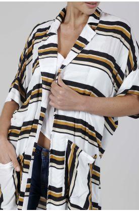 Kimono-preteñido-rayas-mostaza
