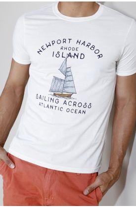 Tshirt-estampado-newport-harbor