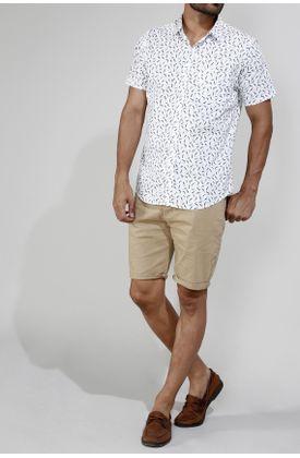 Camisa-estampado-manga-corta