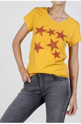 T-shirt-estrellas