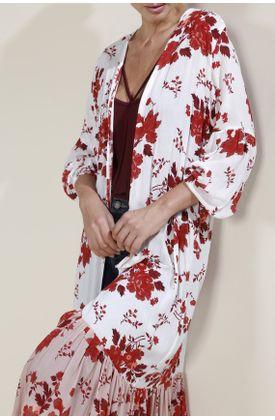 Kimono-de-flores