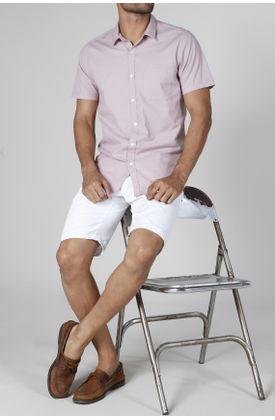 Camisa-fondo-entero-manga-corta