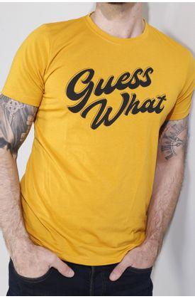 Tshirt-estampado-guess-what