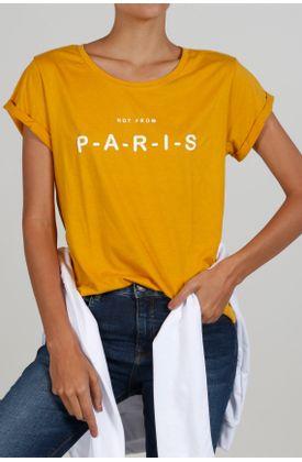 Tshirt-estampado-not-from-paris