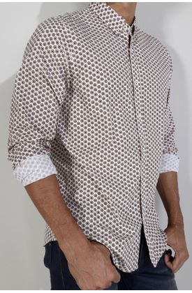 Camisa-estampado