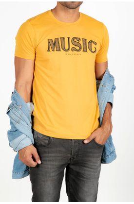 Tshirt-estampado-music-is-my-escape